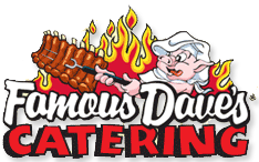 Famous Dave's Catering Preferred Vendor of Minister Jim